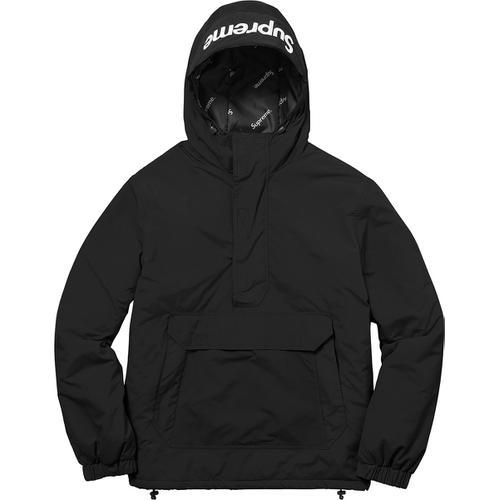 Supreme オンライン 手動購入の結果 Hooded Logo Half Zip Pullover