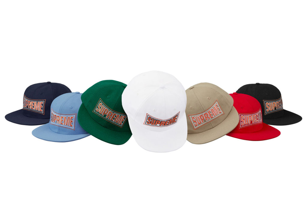 Metallic Arc 6-Panel