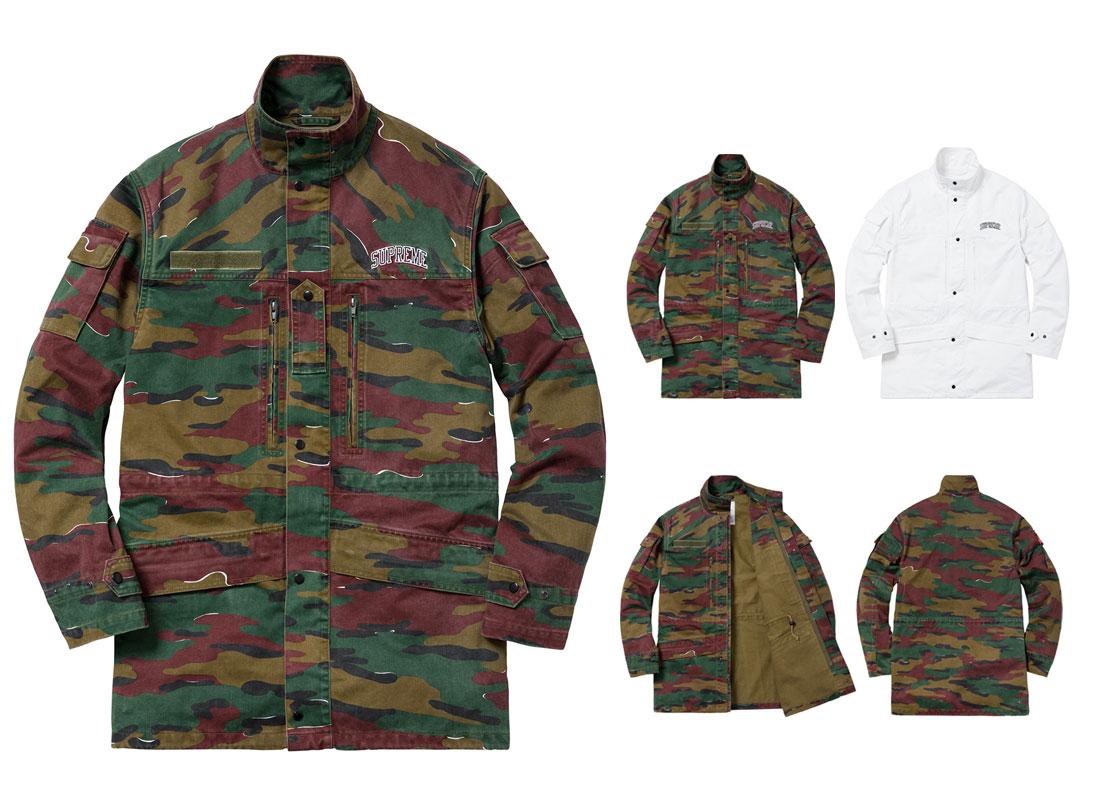Infantry Jacket