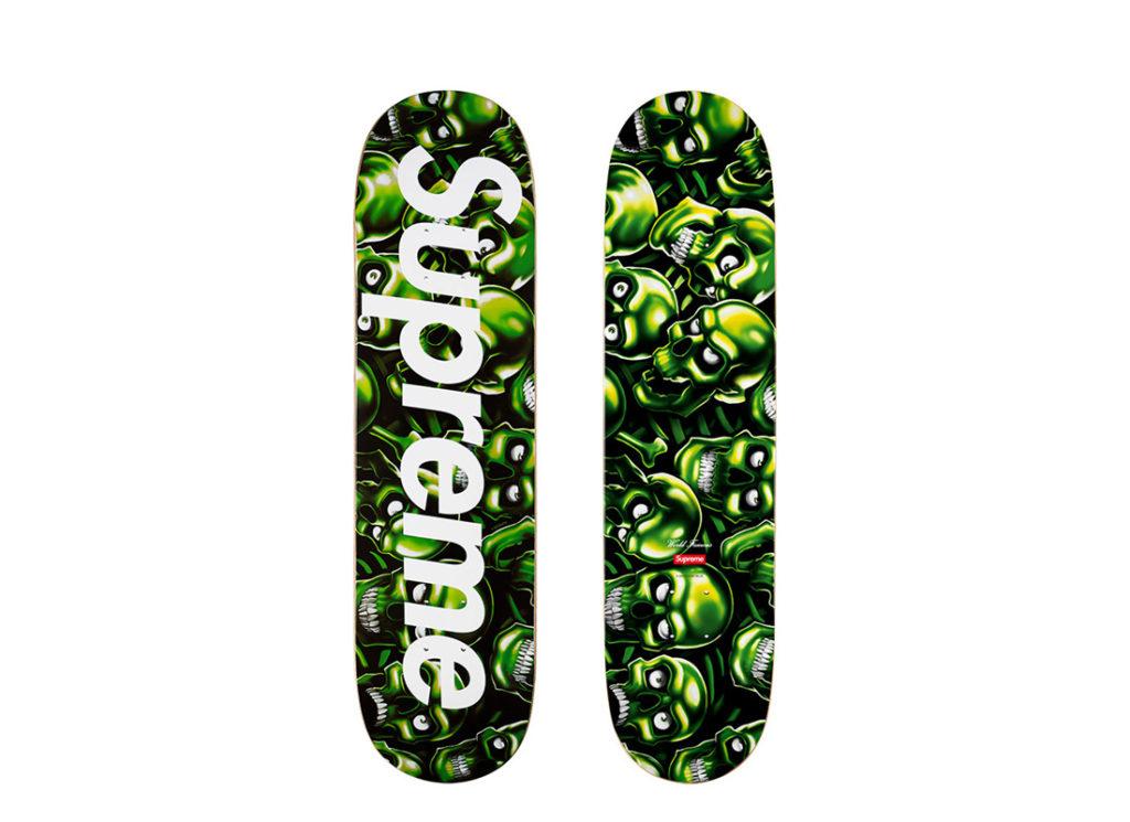 Skull Pile Skateboard
