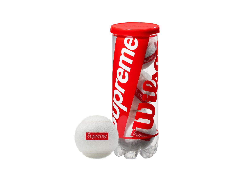 Supreme®/Wilson® Tennis Balls
