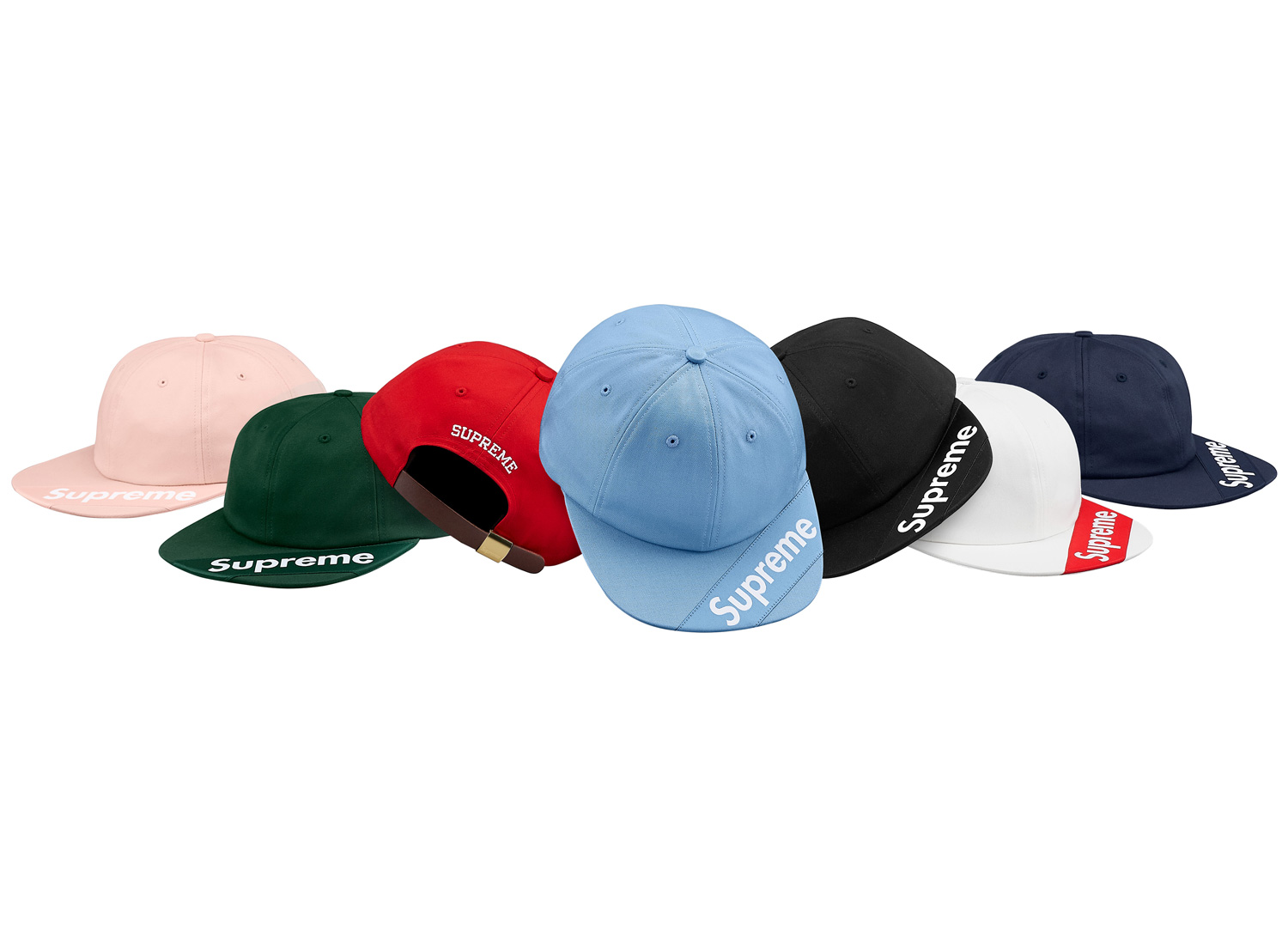 Visor Label 6-Panel