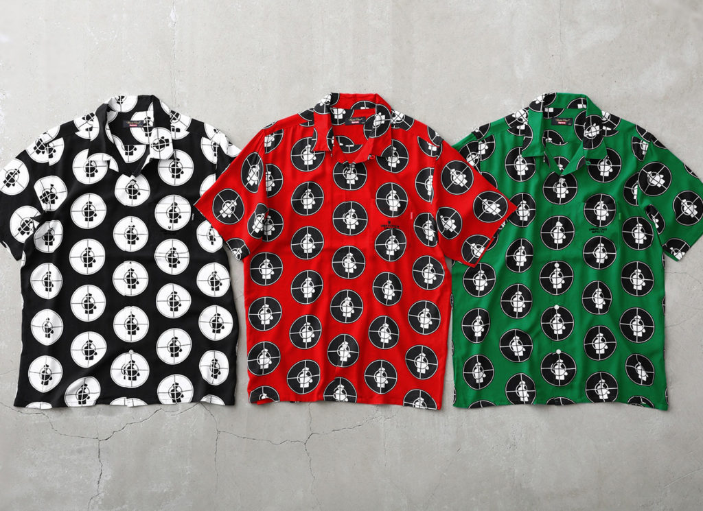 Supreme®/UNDERCOVER/Public Enemy Rayon Shirt