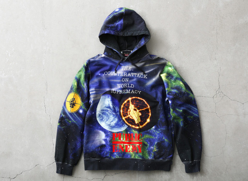 Supreme®/UNDERCOVER/Public Enemy Hooded Sweatshirt