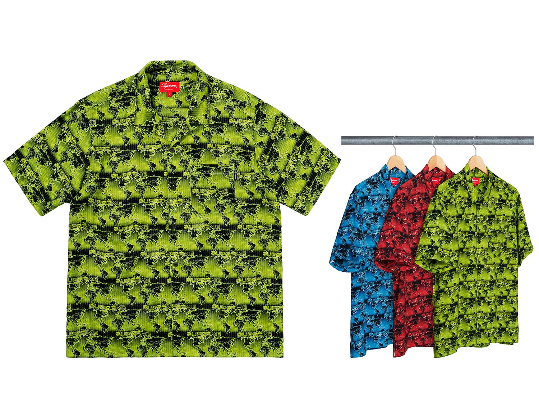 World Famous Rayon Shirt