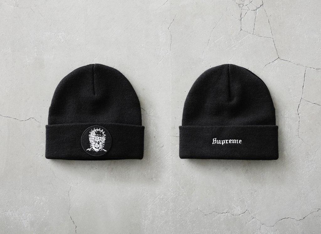 Supreme/Hellraiser Beanie