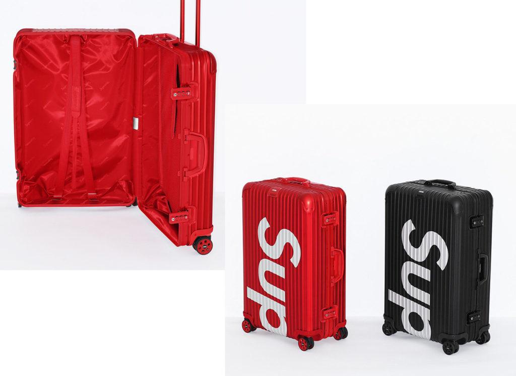 Supreme®/RIMOWA Suitcase 82L