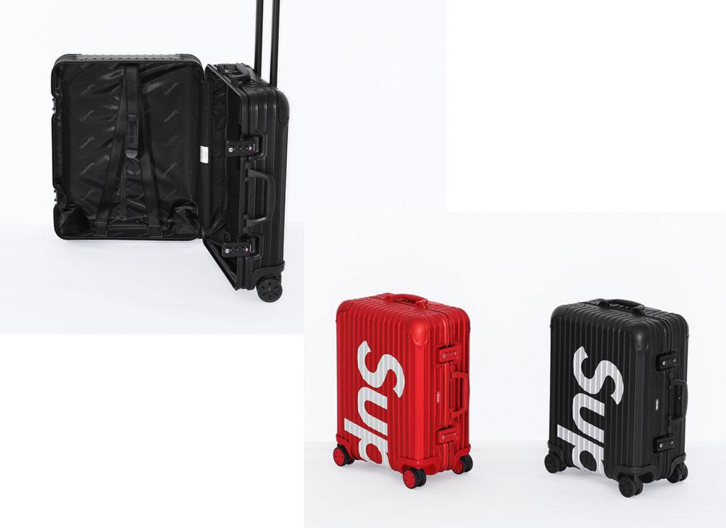 Supreme®/RIMOWA Suitcase 45L