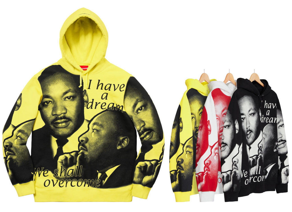 MLK Hooded Sweatshirt
