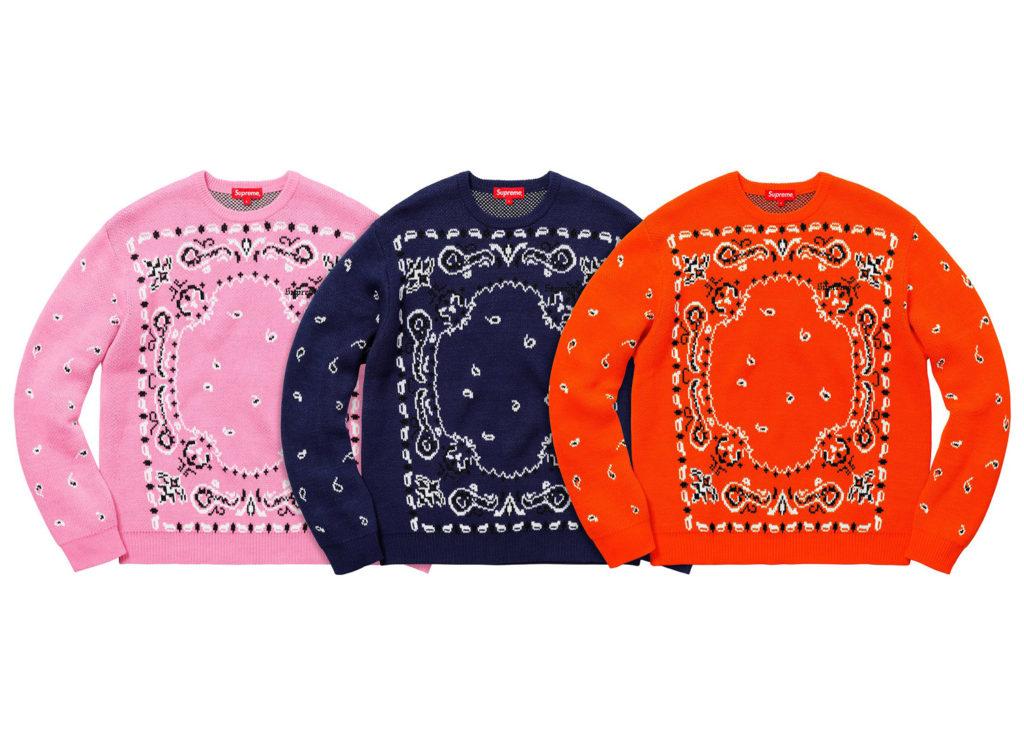 Bandana Sweater