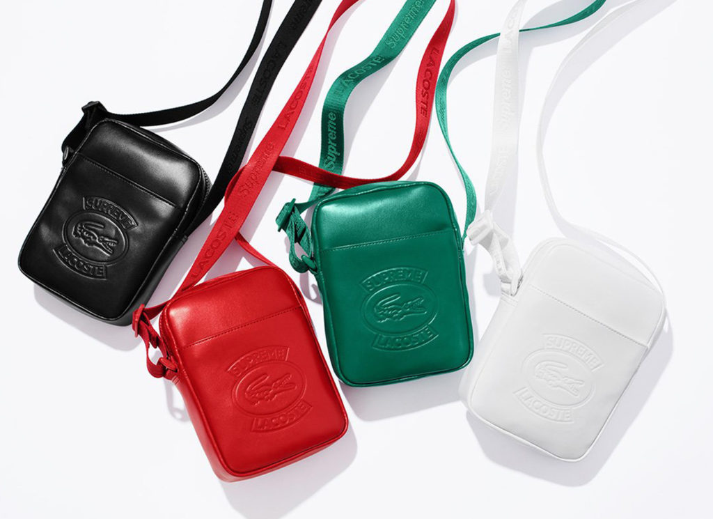 Supreme®/LACOSTE Shoulder Bag