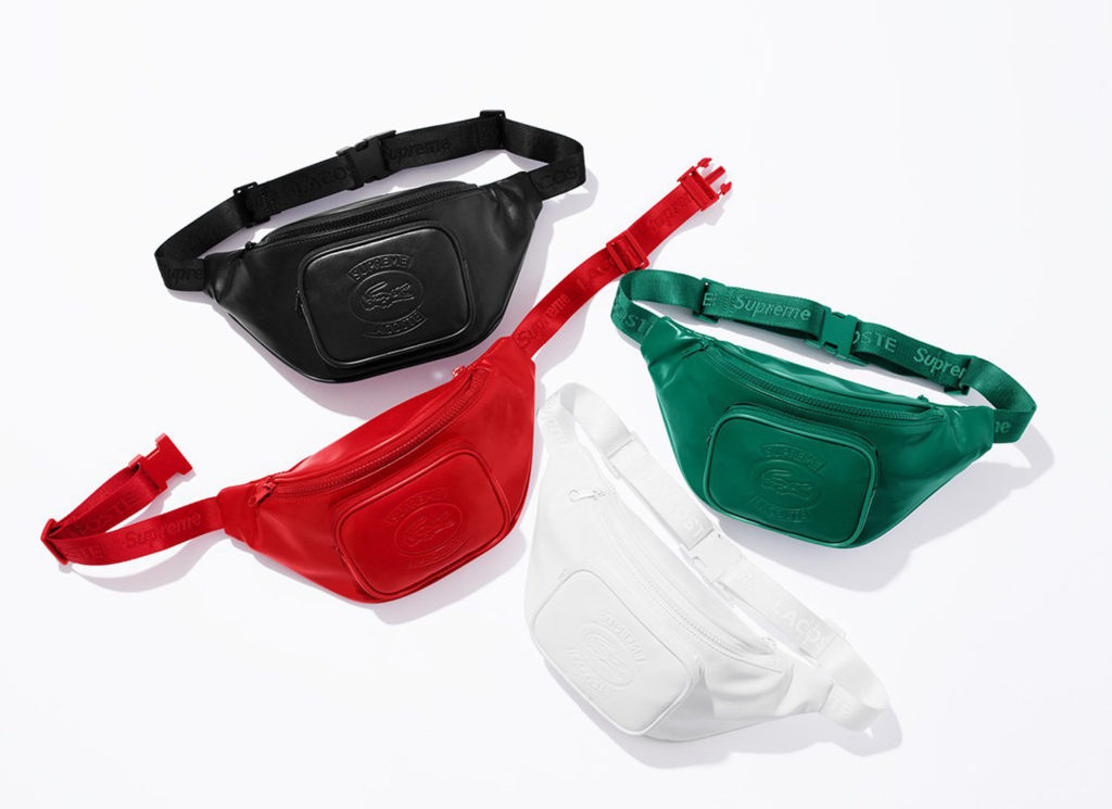 Supreme®/LACOSTE Waist Bag