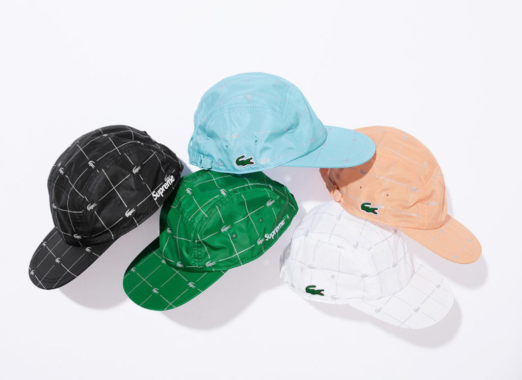 Supreme®/LACOSTE Camp Cap