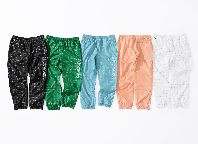 Supreme®/LACOSTE Nylon Track Pant