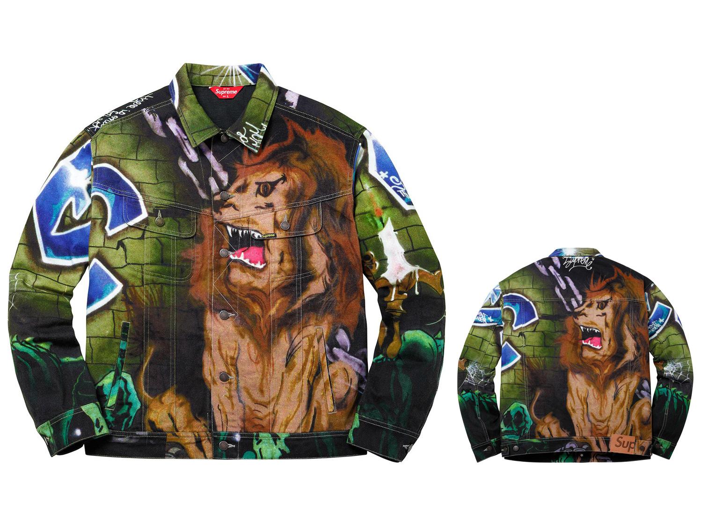 Lion's Den Denim Trucker Jacket