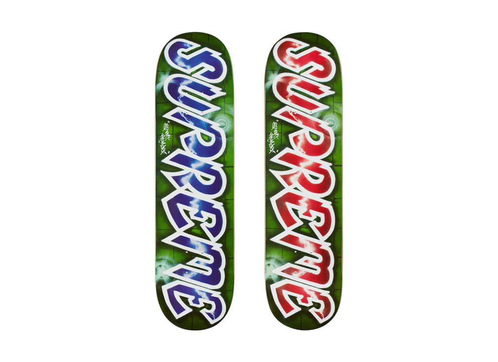 Lee Logo Skateboard