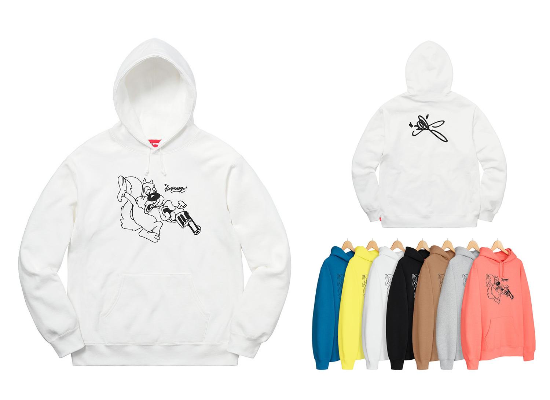 Lee Hooded Sweatshirt