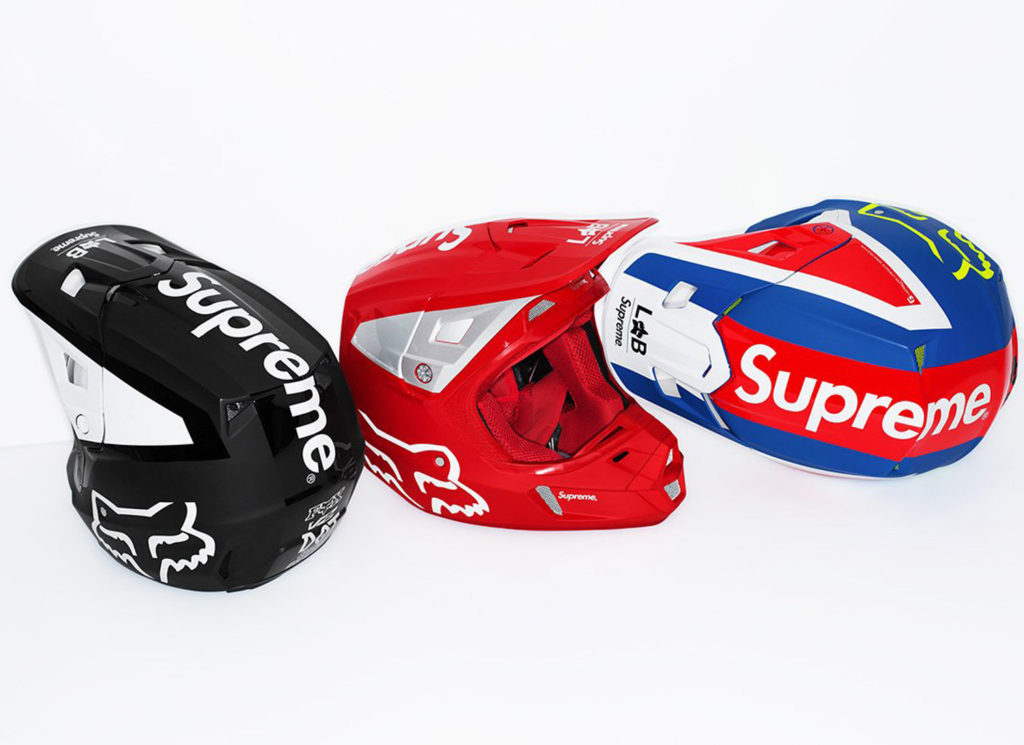 Supreme®/Fox Racing® V2 Helmet