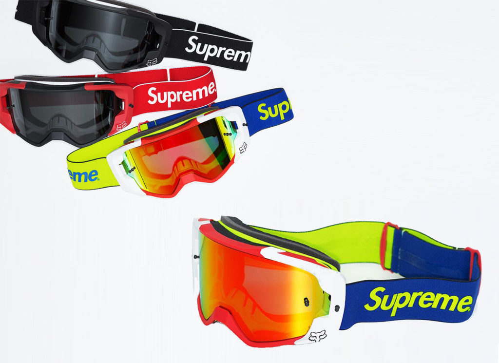 Supreme®/Fox Racing® Vue Goggles