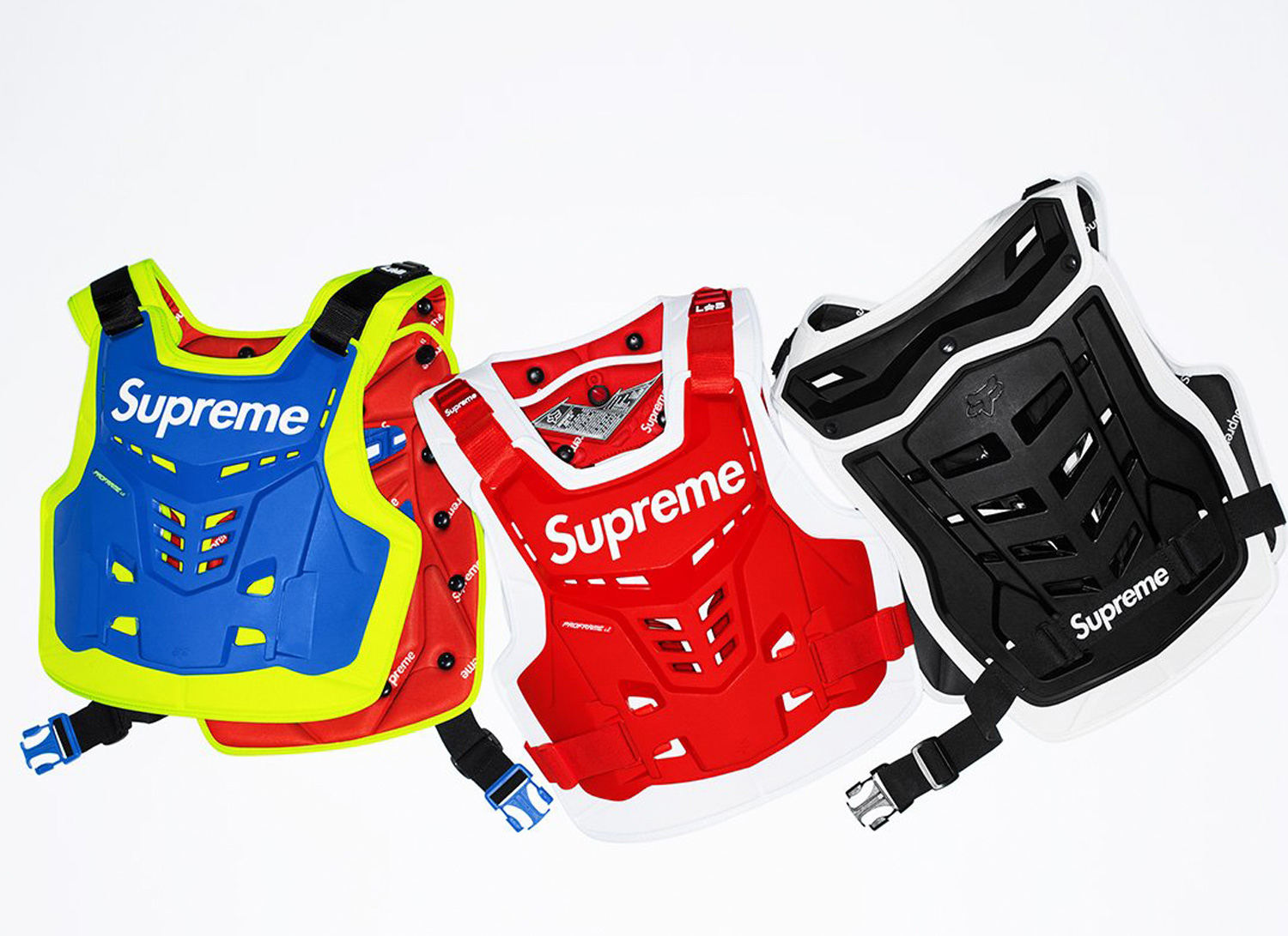 Supreme®/Fox Racing® Proframe Roost Deflector Vest