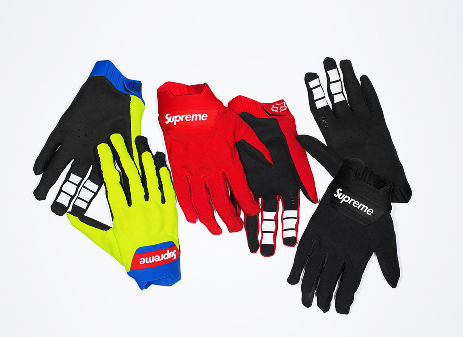 Supreme®/Fox Racing® Bomber LT Gloves