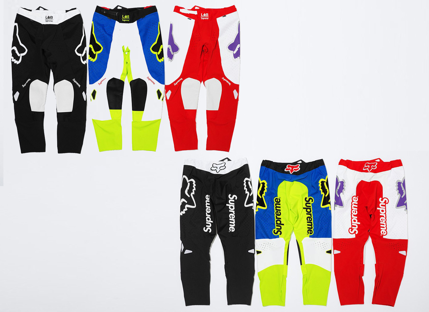 Supreme®/Fox Racing® Moto Pant