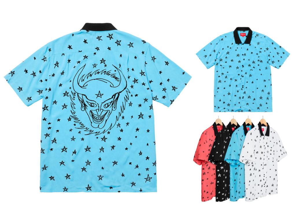 Devil Rayon Shirt