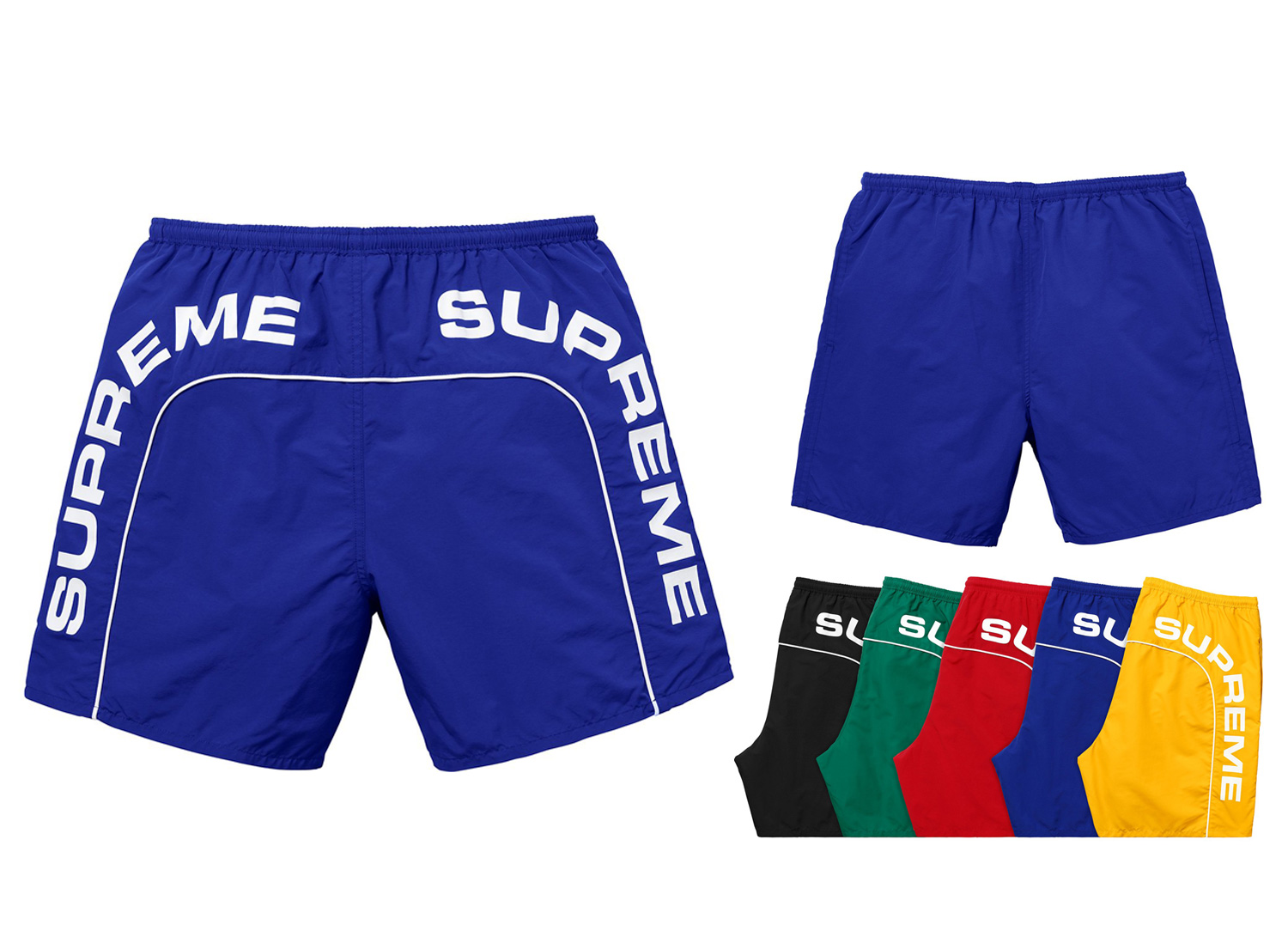 Arc Logo Water Short
