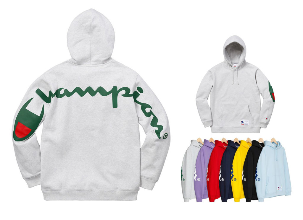 Supreme®/Champion® Hooded Sweatshirt