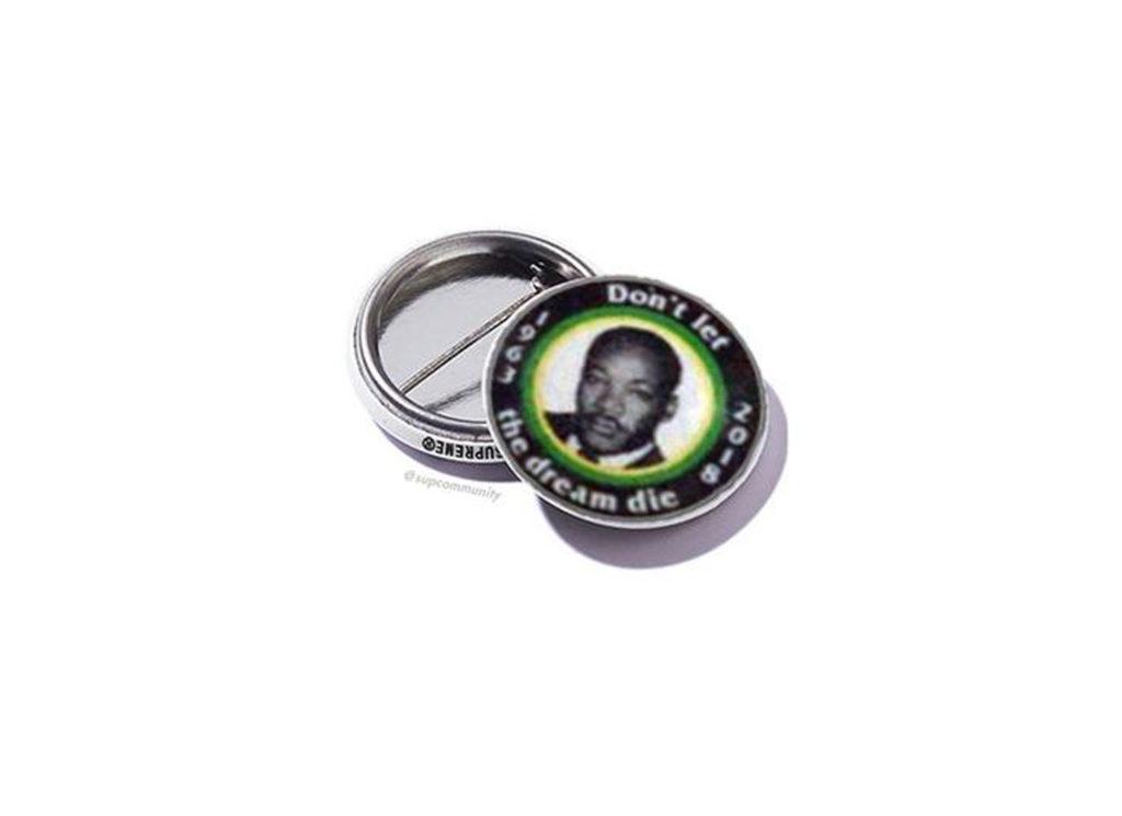 MLK Button