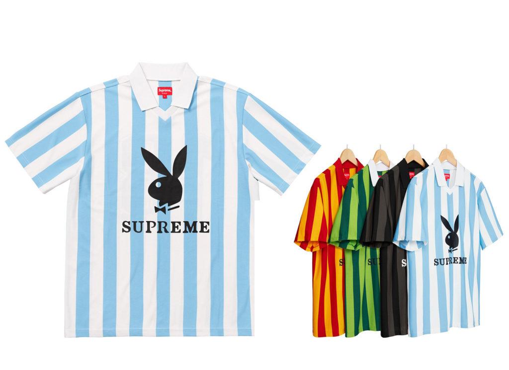 Supreme®/Playboy© Soccer Jersey