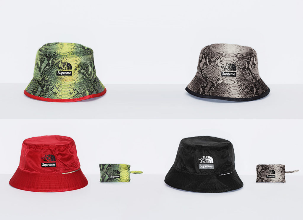 Supreme®/The North Face® Snakeskin Reversible Packable Crusher