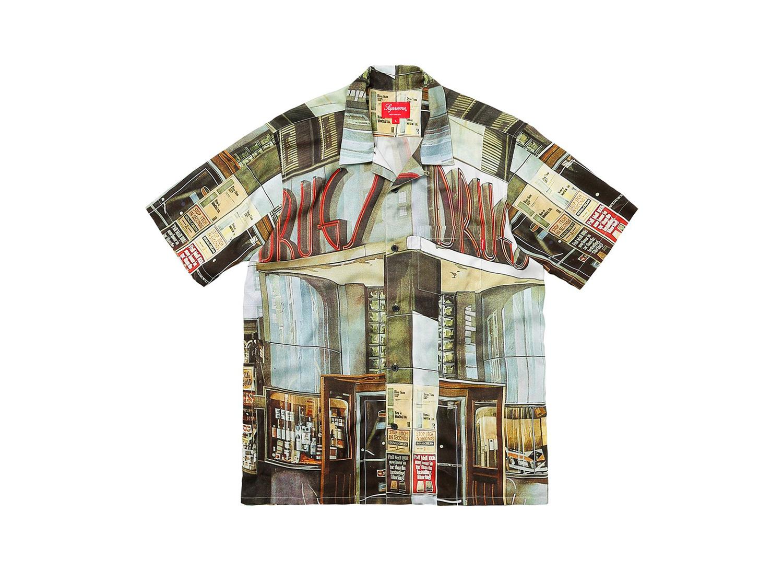 Drugs Rayon Shirt
