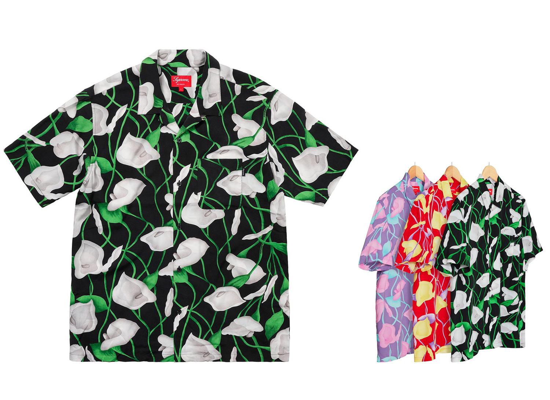 Lily Rayon Shirt