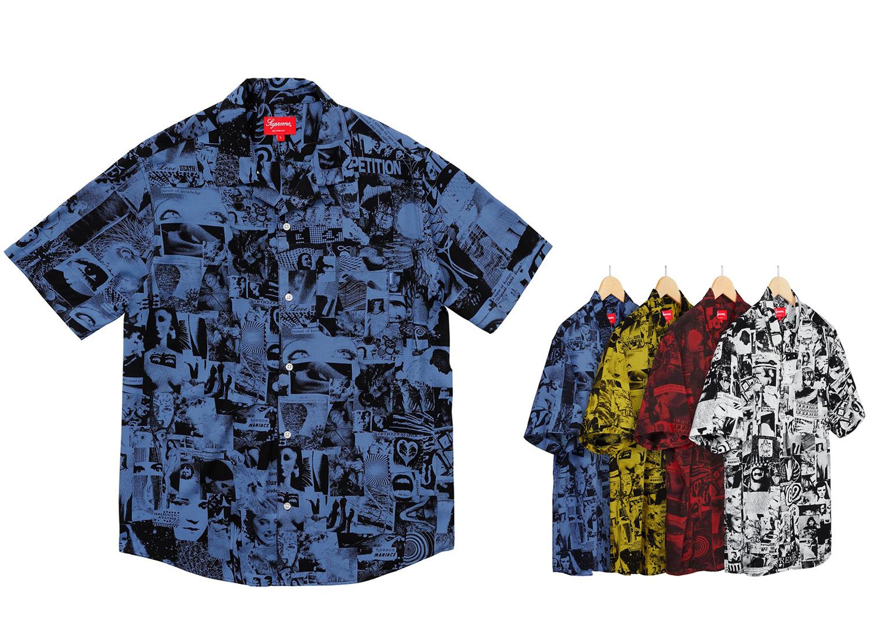 Vibrations Rayon Shirt