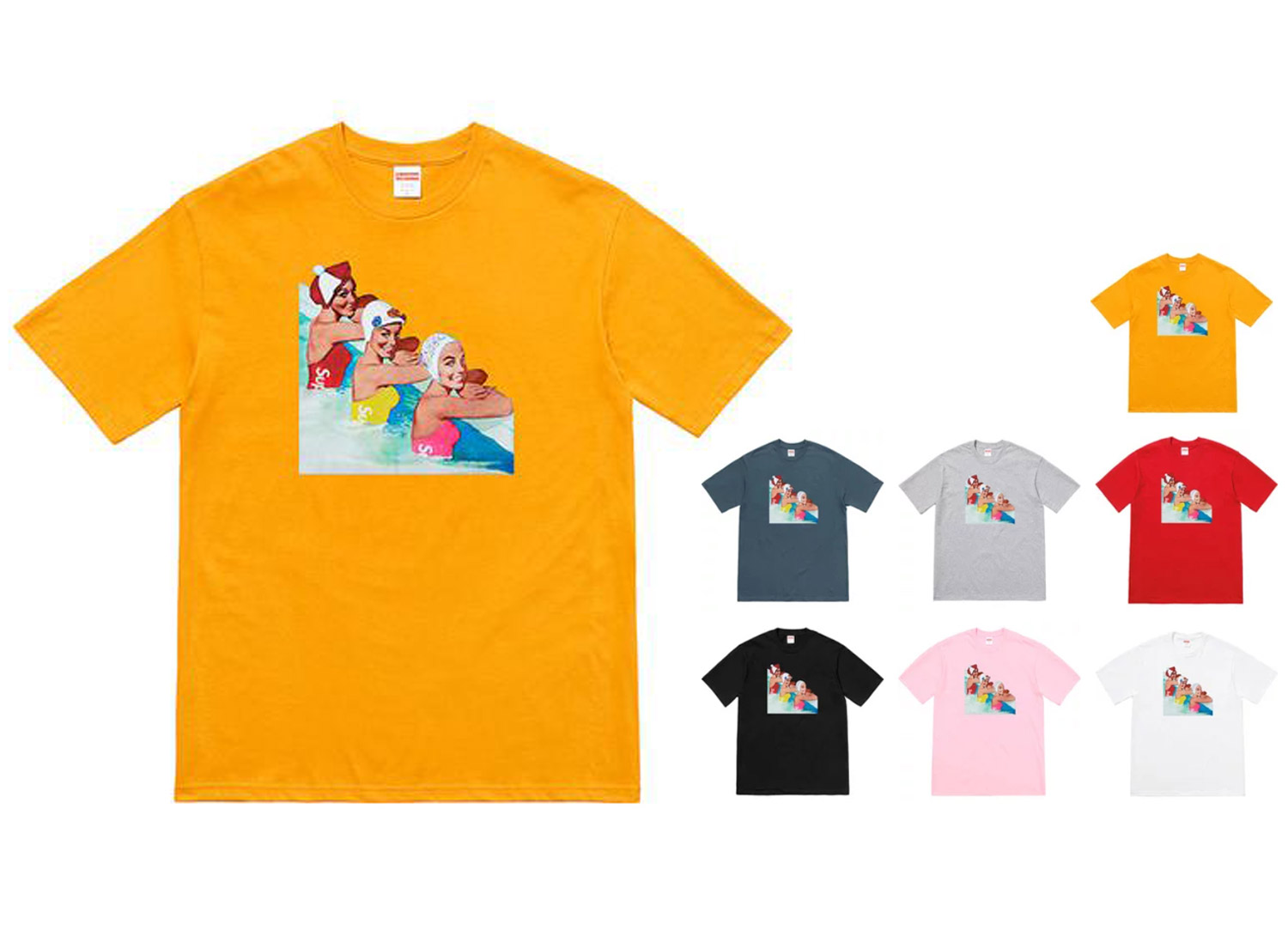 Swimmers Tee