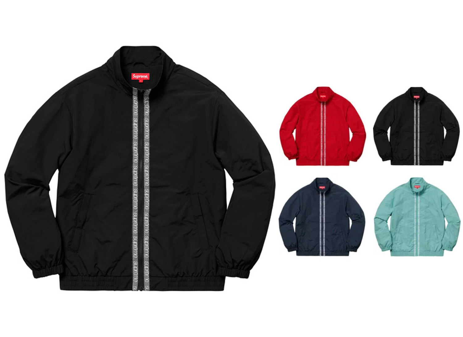 Classic Logo Taping Track Jacket
