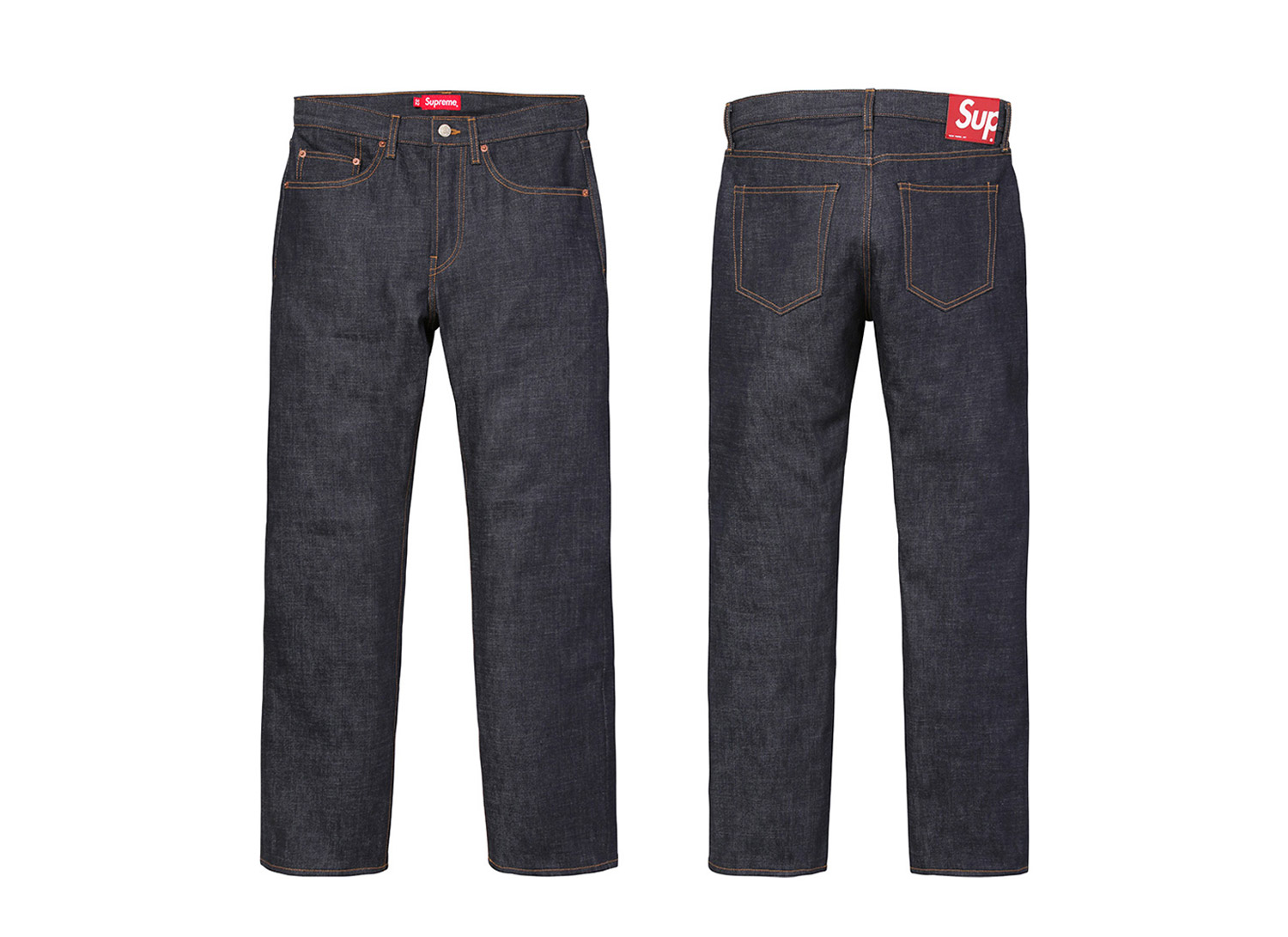 Rigid Slim Jean