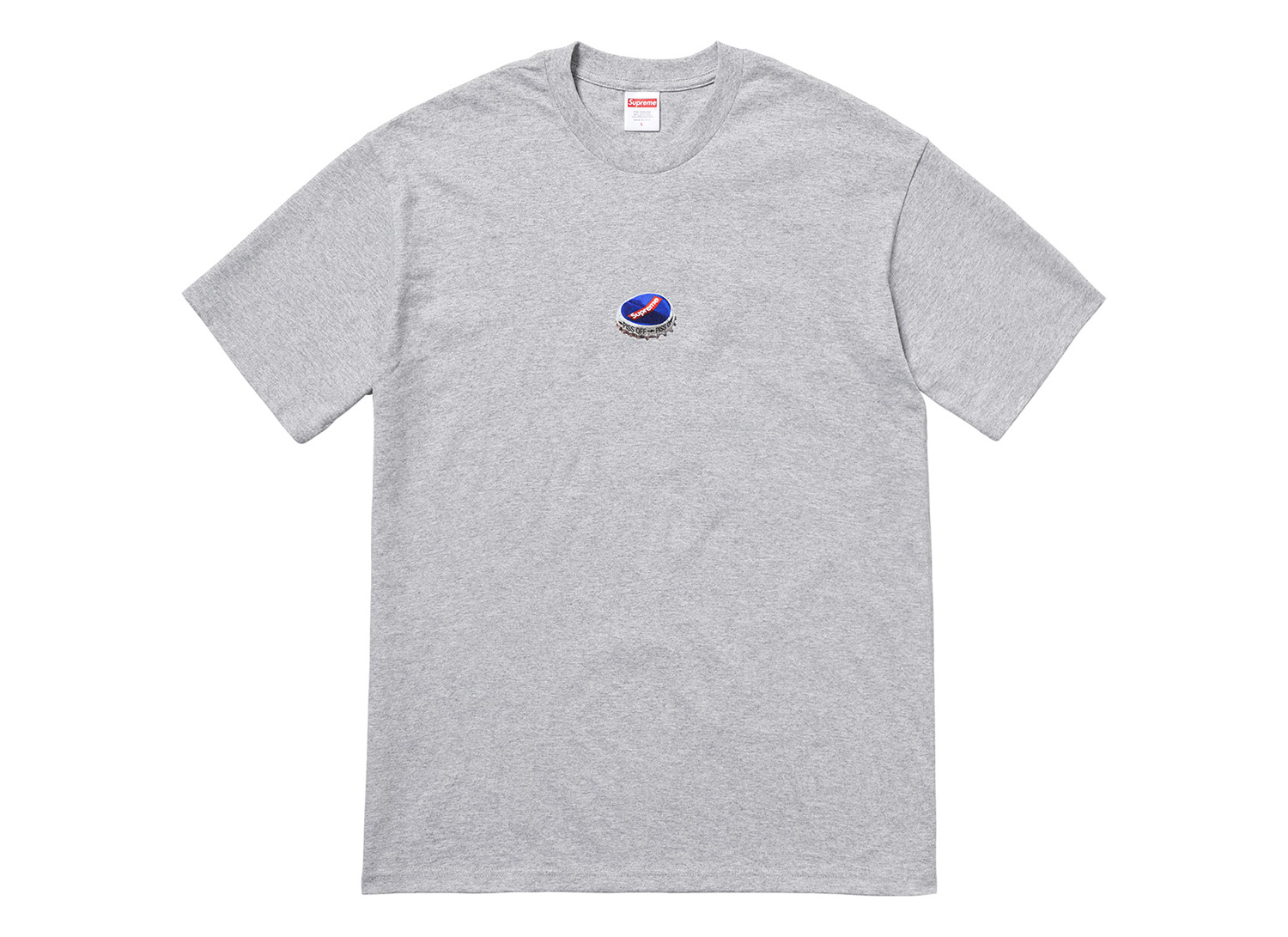 Bottle Cap Tee