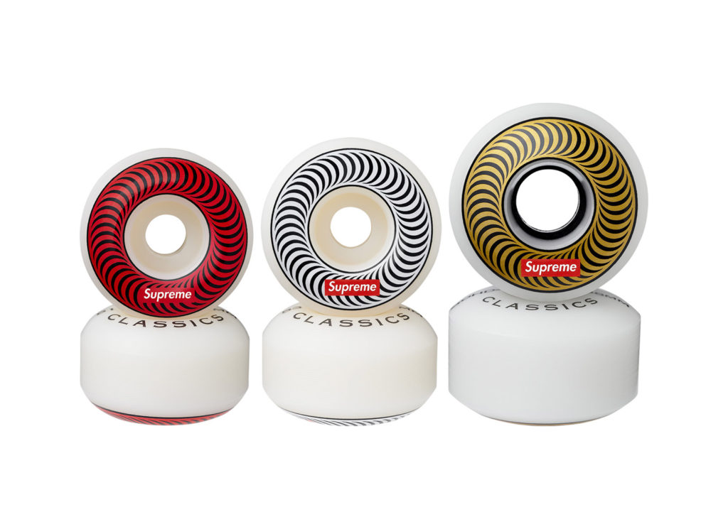 Supreme®/Spitfire® Classic Wheels (Set of 4)