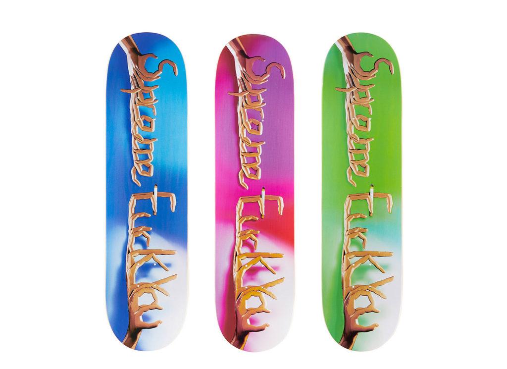 Fuck You Skateboard