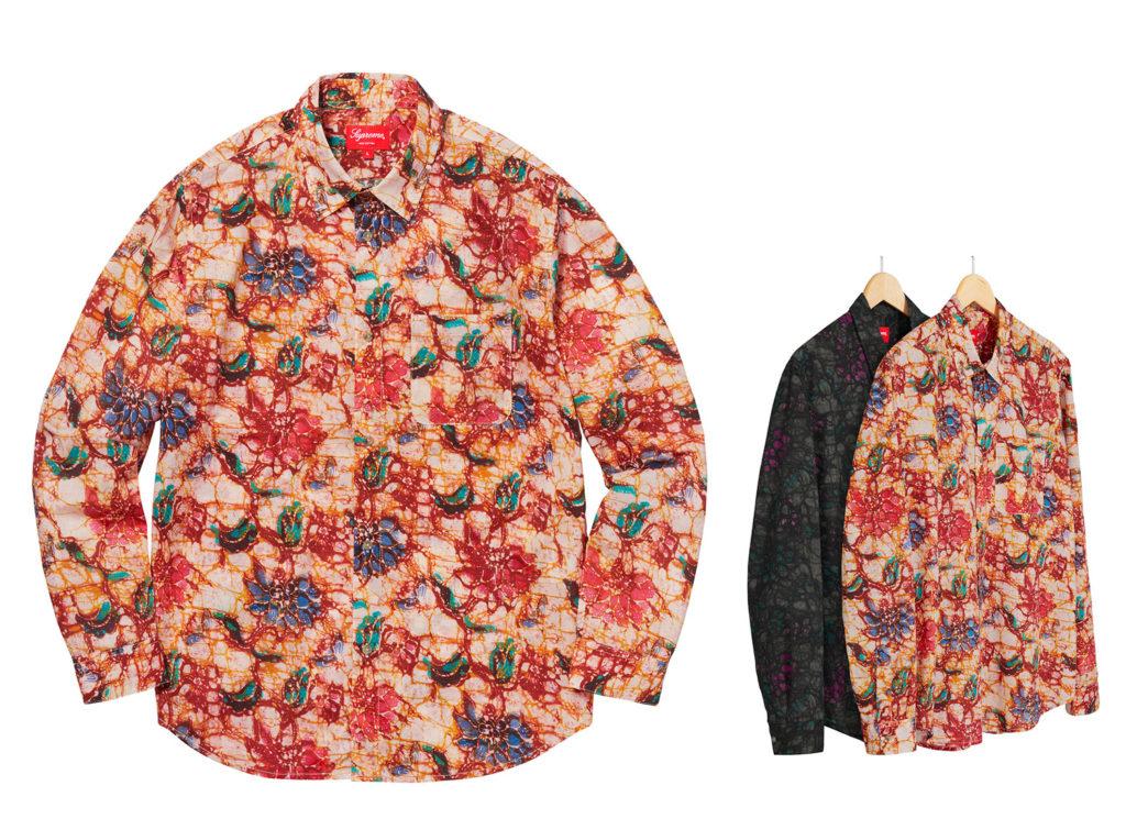 Acid Floral Shirt