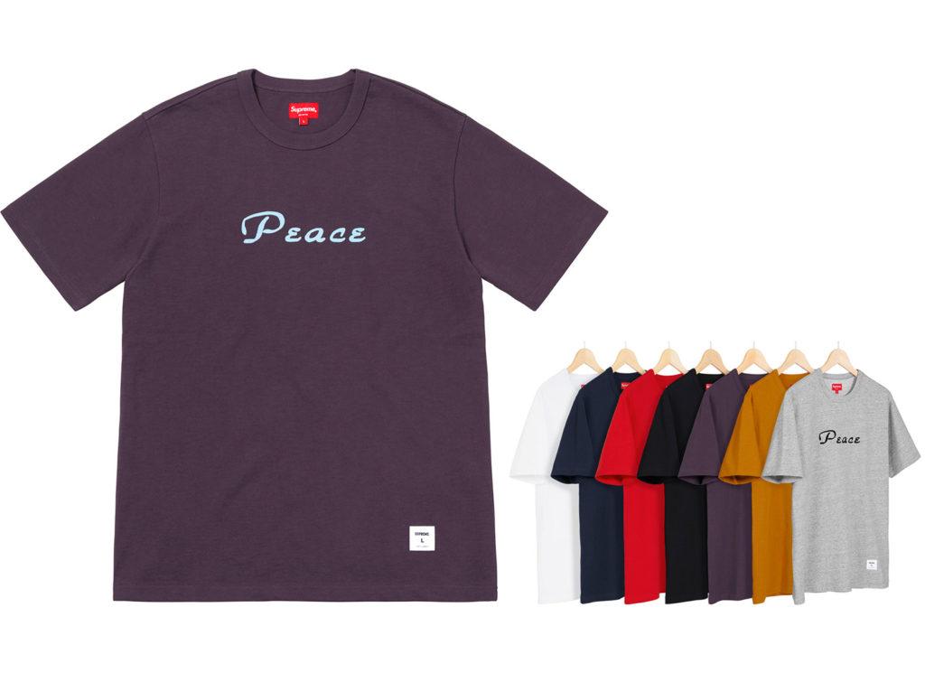 Peace S/S Top