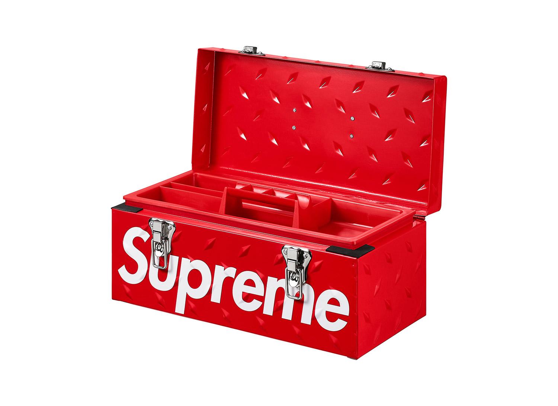 Diamond Plate Tool Box