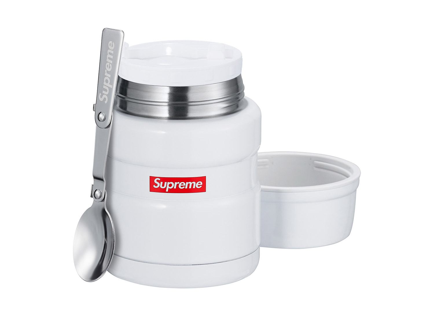 Thermos® Stainless King Food Jar + Spoon