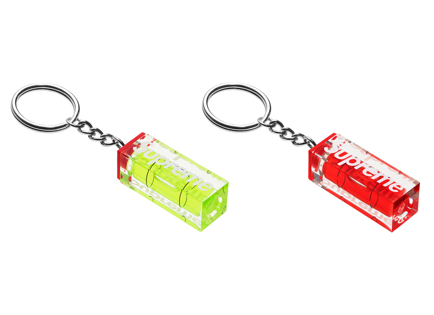Level Keychain