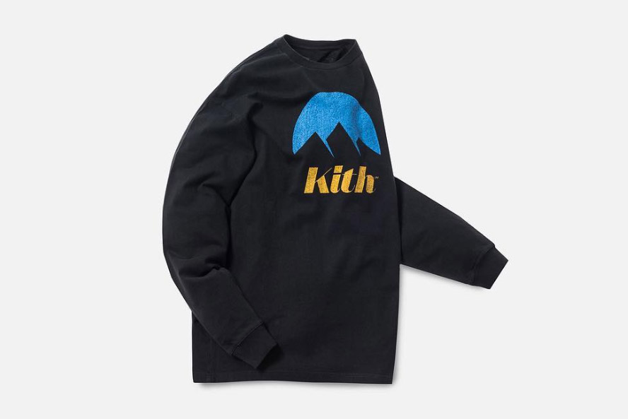 【8/13発売】KITH MONDAY PROGRAMはクルーネックスウェットシャツ