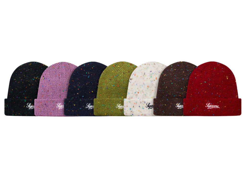 Colored Speckle Beanie