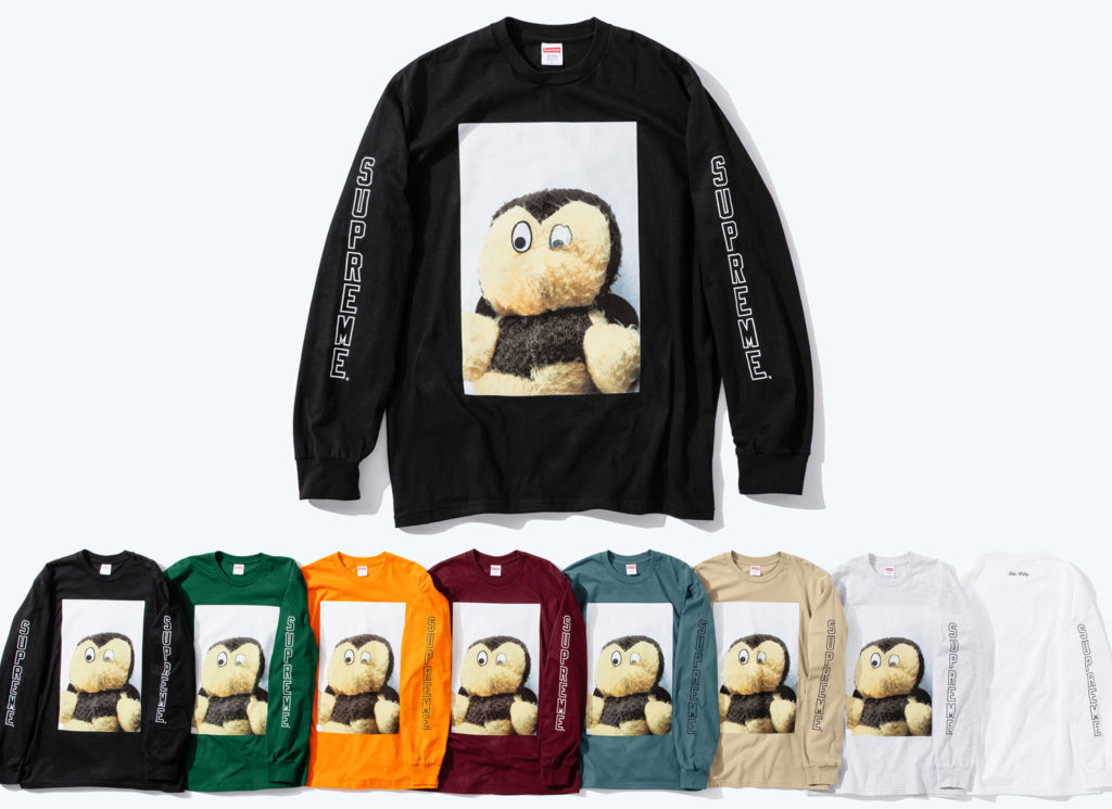 Mike Kelley/Supreme Ahh Youth L/S Tee