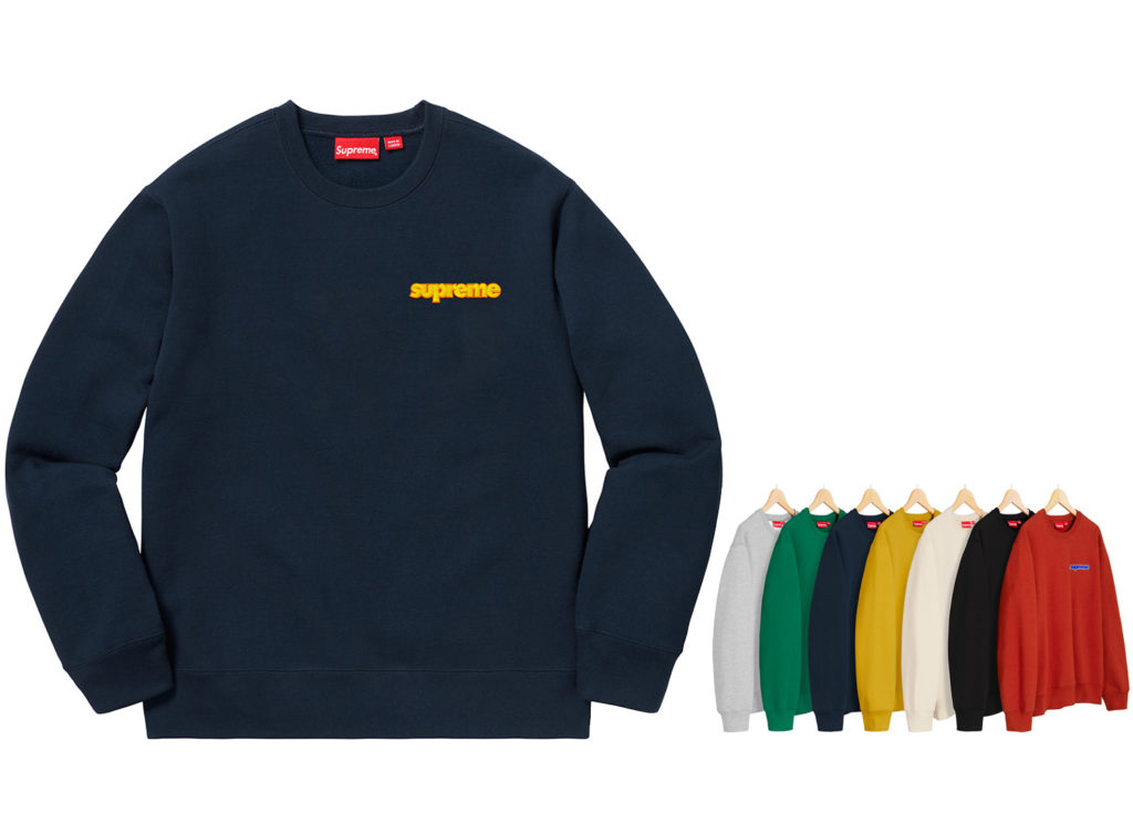 Connect Crewneck Sweatshirt